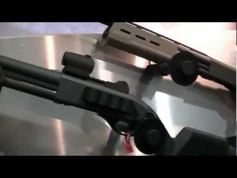 Magpul Mossberg Shotgun Accessories at SHOT 2013   Shades of Gray Tactical