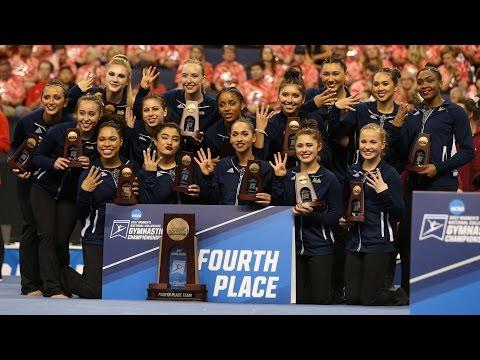 Highlights: UCLA Gymnastics finishes 4th at NCAA Championships