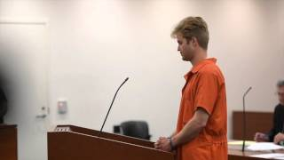 Kyle Bessemer Millennial Dysfunctional Wigger is arraigned in mouse poison contamination case