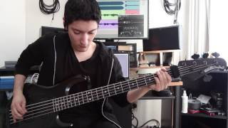 Dayshell | The Weapon [Bass Cover]