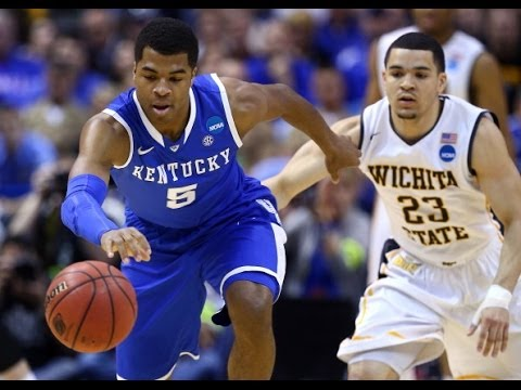 Kentucky vs Wichita State best March Madness game ever?