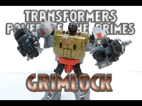POWER OF THE PRIMES GRIMLOCK ROB A REVIEWS