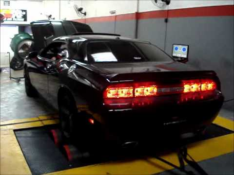 Dodge Challenger 0 a 290 Km/h / parte 2