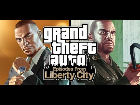How to install - Grand Theft Auto Episodes from Liberty City