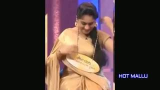 SEREAL ACTRESS HOT BIG NAVEL SCENS IN SAREE SHOW siowmotion