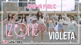 [KPOP IN PUBLIC] IZ*ONE – 'Violeta' Dance Cover | KM United MELBOURNE COLLABORATION [AUSTRALIA]