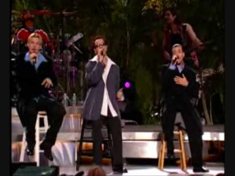 Backstreet Boys - Backstreetboys All I Have To Give