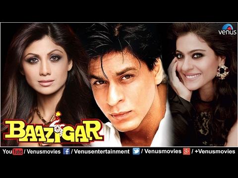 Baazigar Full Movie | Hindi Movies 2017 Full Movie | Bollywood Movies | Shahrukh Khan Full Movies thumbnail