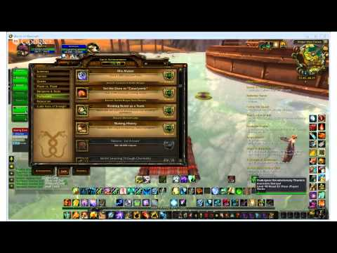 Go Fish! World of Warcraft