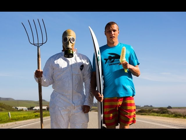 Surfing For Change: Pro Surfers vs GMOs