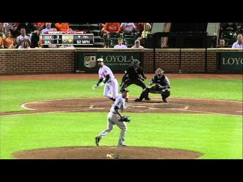 6/24/14: Quintana, White Sox double up the Orioles