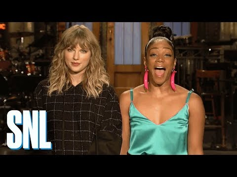Tiffany Haddish Is on Taylor Swift's New Album - SNL