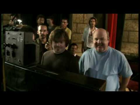 Tenacious D [the making of the POD music video]