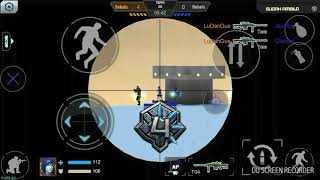 Sniper crisis action to create mode