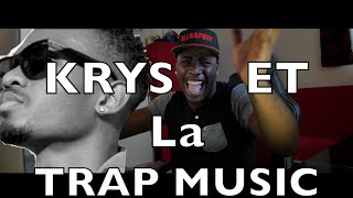 KRYS ET LA TRAP MUSIC ???? ( Video EXCLUSIVEMENT en Créole )