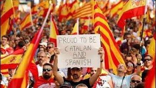 Sau tuyên bố độc lập, Catalonia đối mặt với viễn cảnh đầy bi đát    Ronald