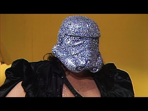 The unforgettable debut of The Shockmaster
