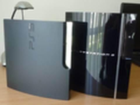 Ps3 Fat Ps3 Slim vs Ps3 Fat Original