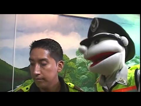 Paquito, tu amigo policía, visita la Unidad de Protección del Medio Ambiente - UPMA
