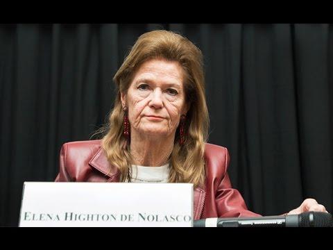 Informe sobre acceso a justicia y políticas de género - VI Conferencia Nacional de Jueces
