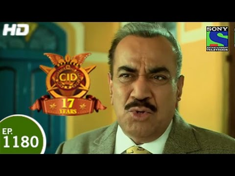 Cid - सी ई डी - Episode 1180 - 18th January 2015 video