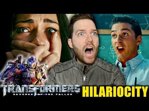 Transformers: Revenge Of The Fallen - Hilariocity Review