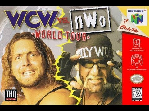 CGRundertow WCW VS. NWO: WORLD TOUR for Nintendo 64 Video Game Review