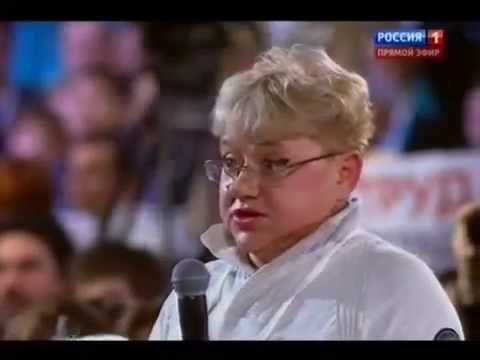 """Дуэль Путин - Соловьенко """" Спасибо Вова !!!  """"  :-))"""