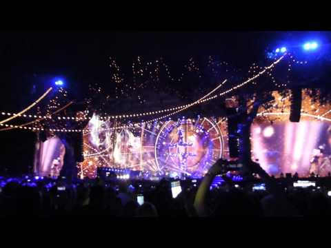 Rule The World, Take That, Live, Hyde Park, London, Sat 9th July 2016