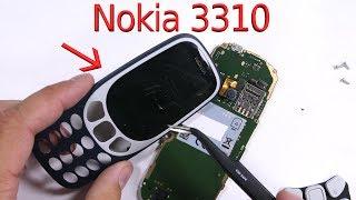 NEW Nokia 3310 - Teardown - Will it last?