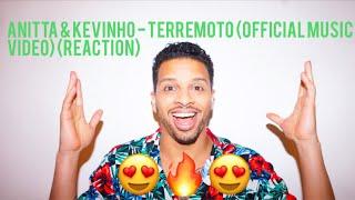 Baixar Anitta & Kevinho - Terremoto (Official Music Video) (reaction)