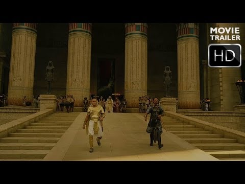 Exodus - Gods & Kings - Official Trailer with Arabic and French Subtitles - 20th Century FOX HD
