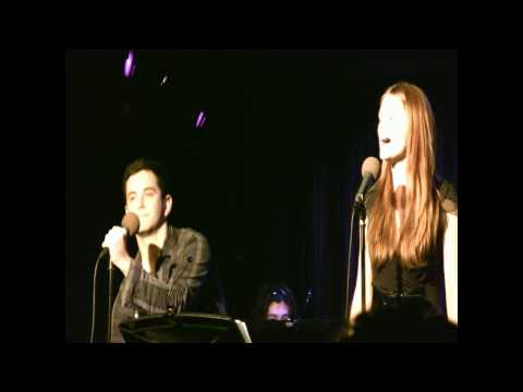 Allison Case and Alex Brightman sing Is This Love by Bobby Cronin August 3, 2009