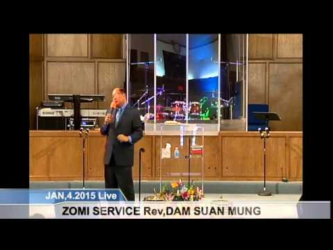 [FGATulsa]#1122#Jan 4,2015 Zomi Service (Pastor Mung Tawng)