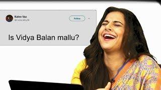 Vidya Balan Goes Undercover On The Internet | SpotboyE