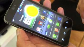 Review LG® Optimus 2x