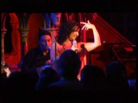 Natacha Atlas- I Put a Spell On You (live)