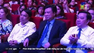 Thời sự 11h45 (20/5/2018) - Hanoi 1(H1): Án tượng Lễ kỷ niệm 10 năm thành lập Hệ thống GD Ban Mai