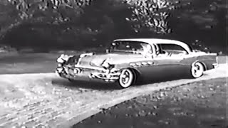 1956 Buick Roadmaster Vintage Commercial