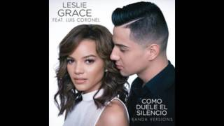 Como Duele El Silencio - Leslie Grace Ft.- Luis Coronel - Version Banda - Epicenter Bass
