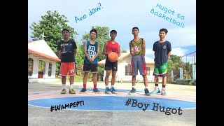 Hugot sa Basketball (May baklang dumating HAHAHA)