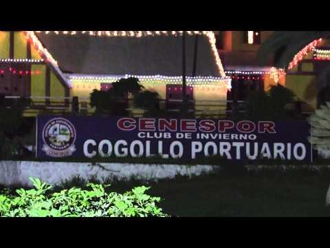 Cogollo Portuario - Centro de Esparcimiento Portuario - 4204148 ó 3591487 / 75,000 luces navideñas