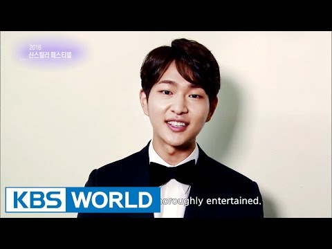 Interview with Scene Stealer  actor & actress [Entertainment Weekly / 2016.07.25]