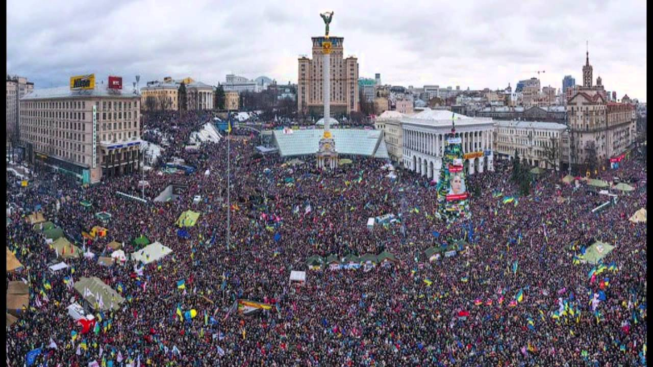The revolution in Ukraine and on my site forecast