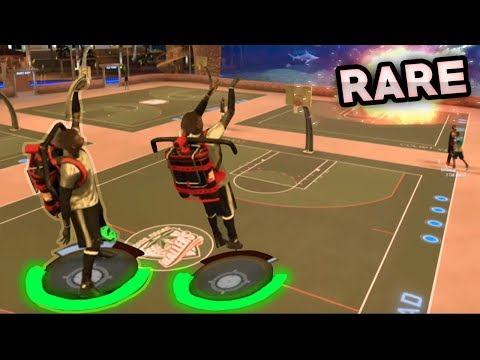 MOST SECRET RAREST JUMPSHOT IN 2K HISTORY ! GREENLIGHTS ALL THE TIME NBA 2K17 MyPARK  custom JETPACK