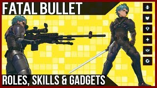 Skills, Gadgets and Class Roles In SAO: Fatal Bullet