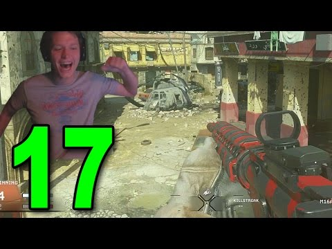 Modern Warfare Remastered GameBattles - Part 17 - Good Team on Crash!