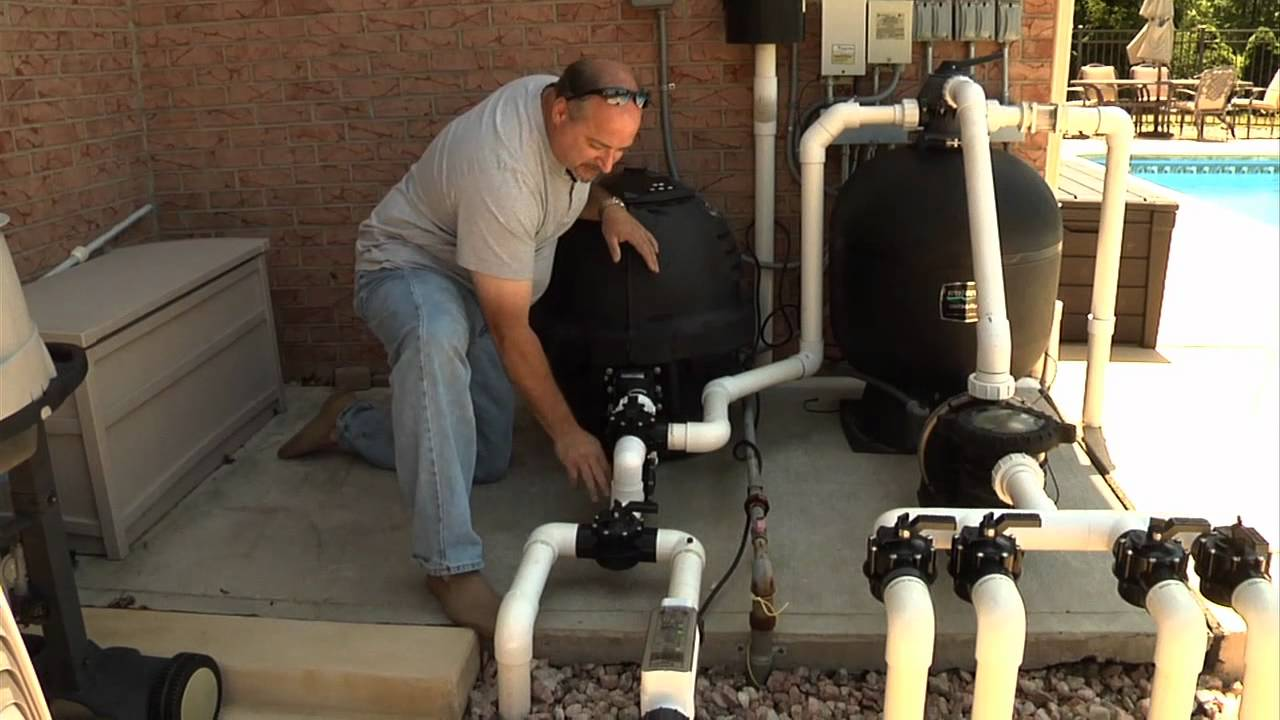 Learn About Our Heater Bypass System  Splash Pool Services