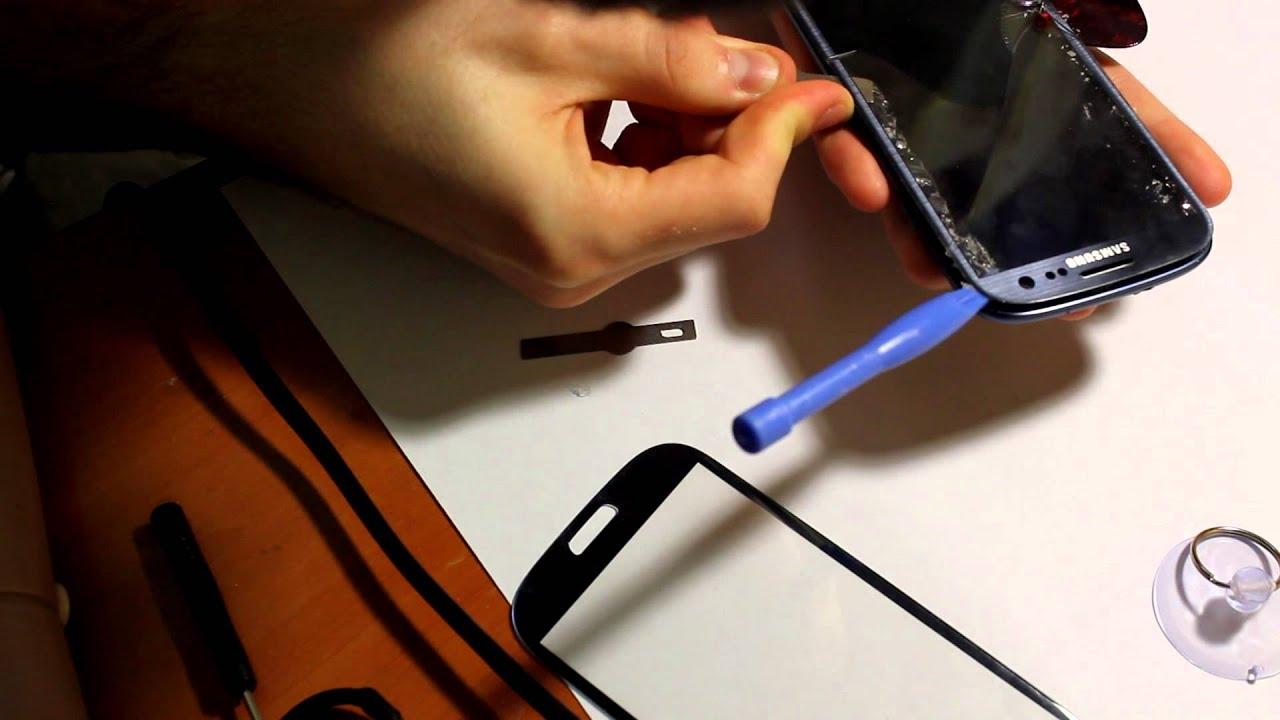 Восстановить сенсорный экран своими руками 31