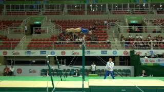 Rio de Janeiro - Test Event: Lara Mori / Parallele Asimmetriche (qualifiche)